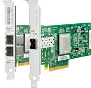 HP 81Q/82Q 8Gb PCIe Fibre Channel Host Bus Adapter