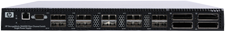 HP SN6000 Stackable 8Gb Fibre Channel Switch