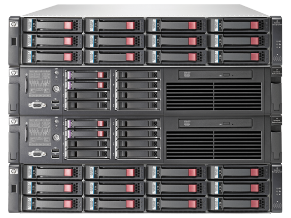 HP StoreOnce B6200 Backup System