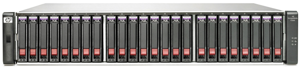 HP P2000 24-Drive Bay G3 Modular Smart Arrays