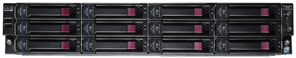 HP X1600 G2 SATA Network Storage System