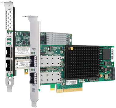 HP CN1000E Dual Port Converged Network Adapter