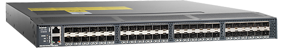 HP SN6000C 8Gb Fibre Channel Switch