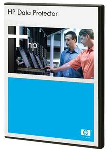 HP Data Protector Software Advanced Backup to Disk